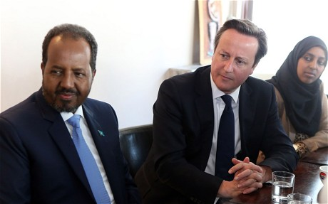 UK expresses concern over political instability in Somalia