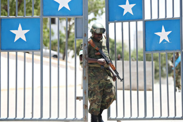 [DHAGEYSO] Villa Somalia oo la wareegtay guddiga doorashada