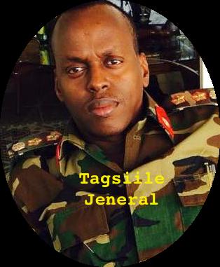 Topnews;-Tagsiile aan Ciidan soo marin oo Jeneral ka noqday Somalia