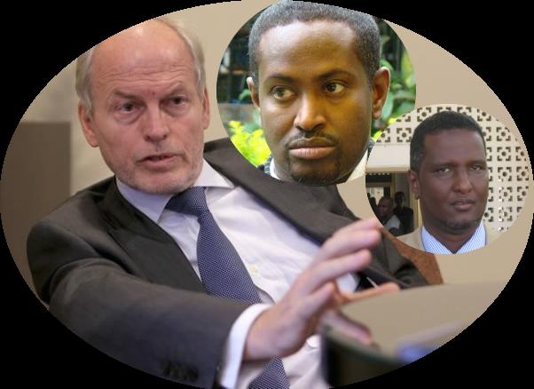 Micromanaging Somali politics: The SRSG Nick Kay and his Somali Puppets.
