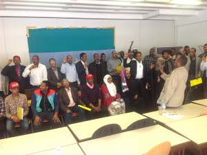 Somalia:ONLF Leaders hosts Seminar in Germany