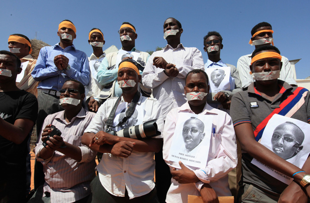 Somalia: Journalists cannot report rape cases