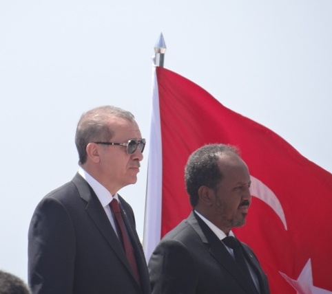 Turkey's role in Somalia: a model of solidarity in tough times