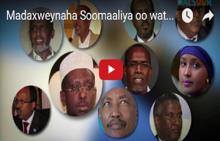 [DAAWO:] Musharixiinta Madaxwaynaha Somalia iyo Dalalka ay Sharciyada kale ka Haystaan oo la soo Bandhigay?