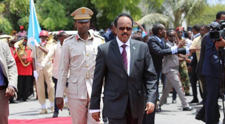 Eritrea says leader of Somalia, another rival, to visit