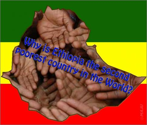 Why is Ethiopia the second poorest country on the planet?