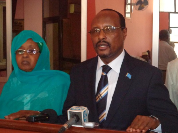 Somalia:State minister of  foreign affairs says Gulf States to hold conference for Somalia