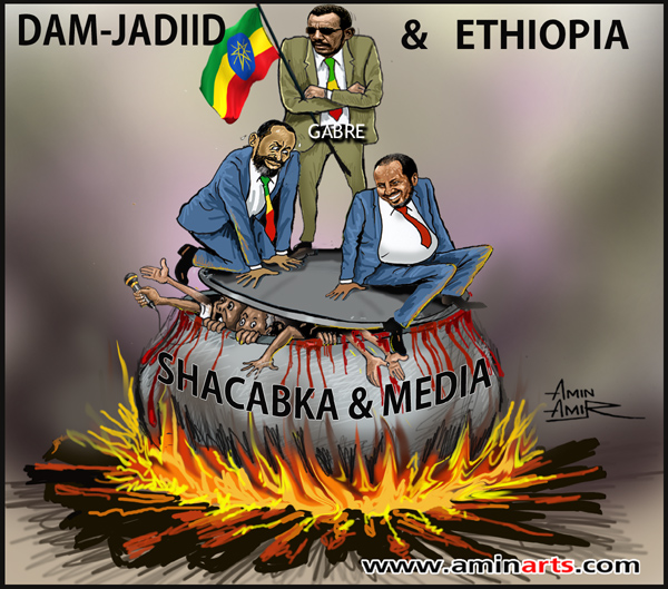 Why Ethiopian Colonization of Somalia is hidden from the outside World?