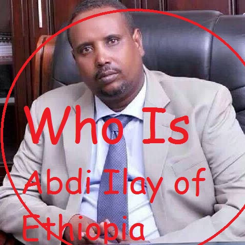 Who is President of Somali Regional Ethiopia - Abdi Ilay?