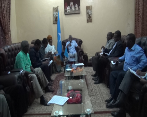 Somalia Parliamentary committees meet today