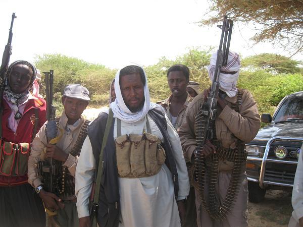 Video Somaliland gives Al-Shabaab financial and Military Support