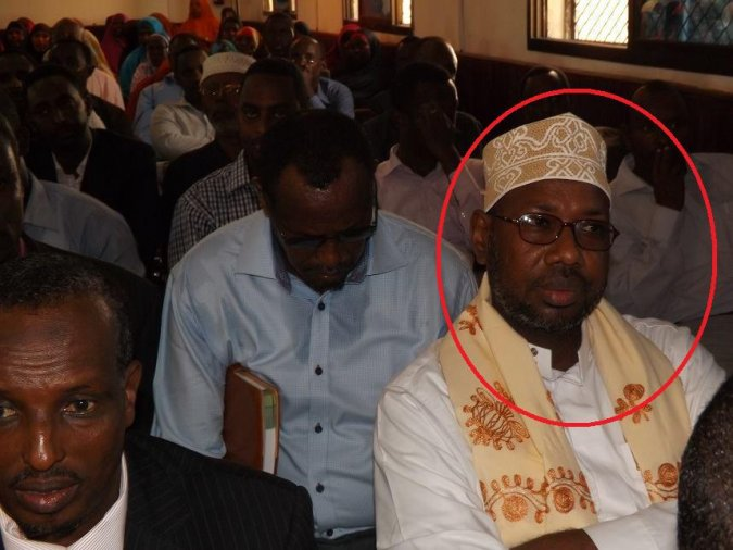Somalia:Damujadiid prince found at the hand over ceremonial in Mogadishu