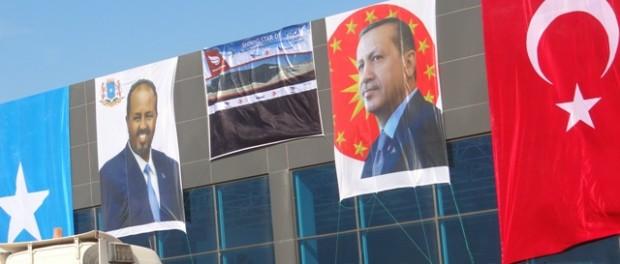 Erdogan opens new Mogadishu International airport terminal