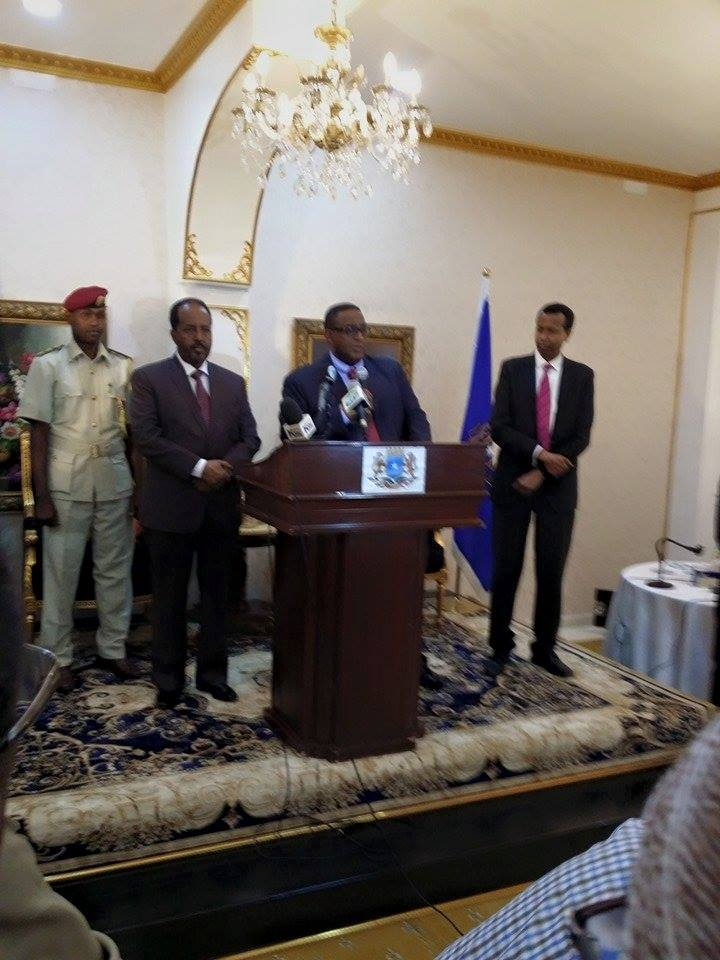 Somalia appoints Omar Abdirashid As its New Premier