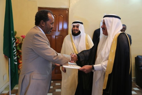 Saudi Arabia has been a constant friend to Somalia