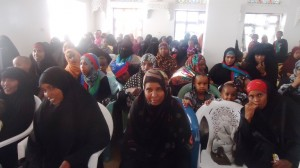 Ogaden Refugees Celebrate Mother's day in Yemen