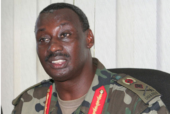 Uganda:General Aronda's Sudden Death Shocks Nation
