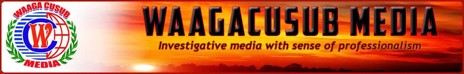 Waagacusub Media
