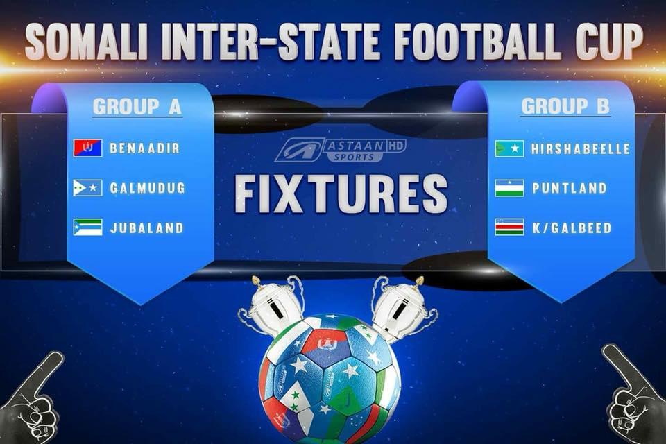 Mogadishu to Host Somalia Inter-State Football Tournament