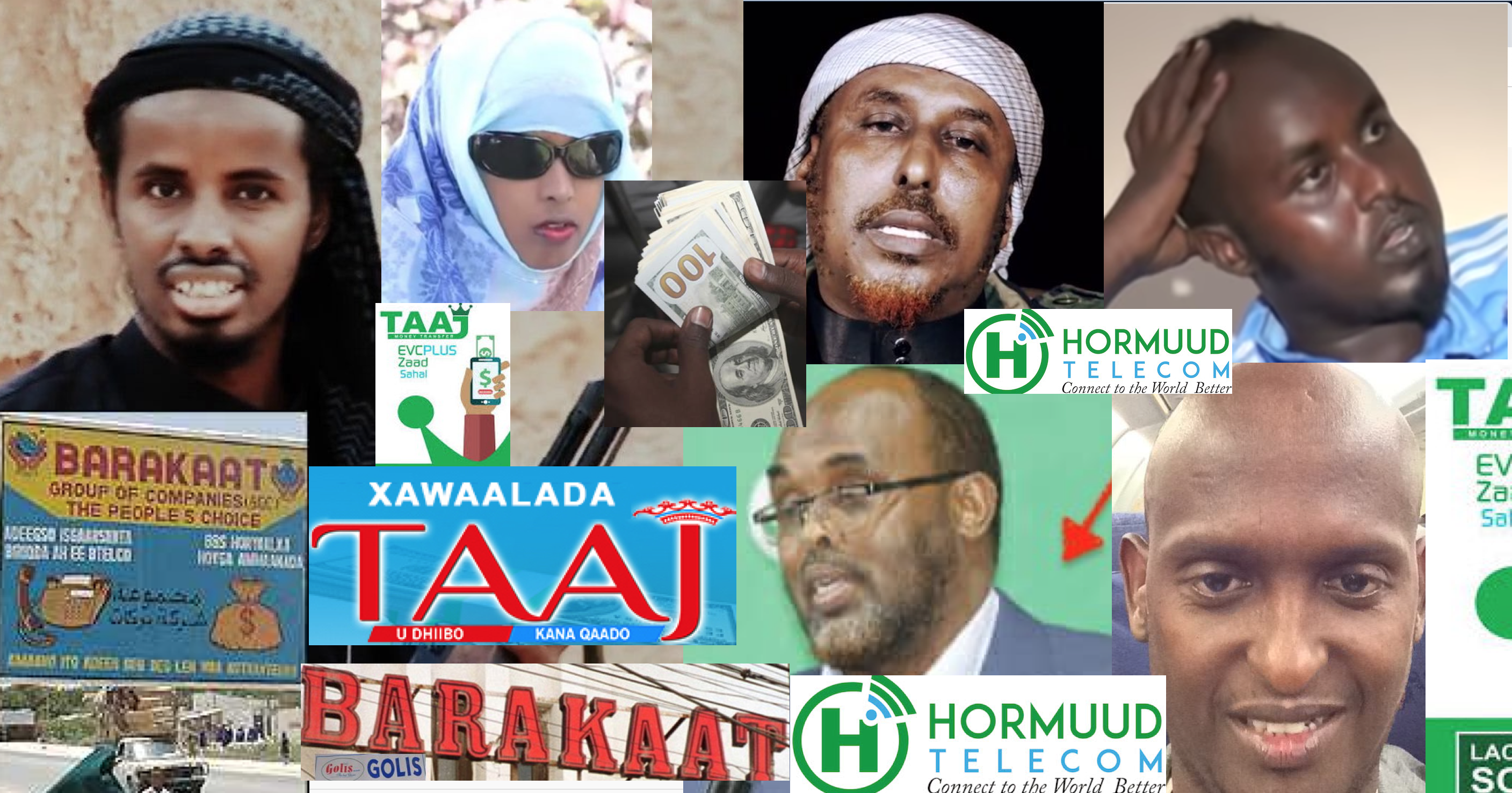 Somalia:Hormuud Telecom is the backbone of the terrorists in east and Horn of Africa