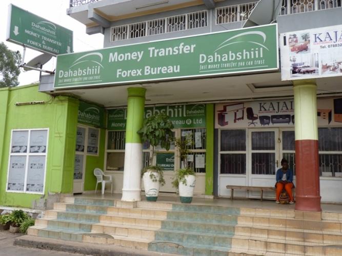 Dahabshiil money transfer and forex bureau kampala