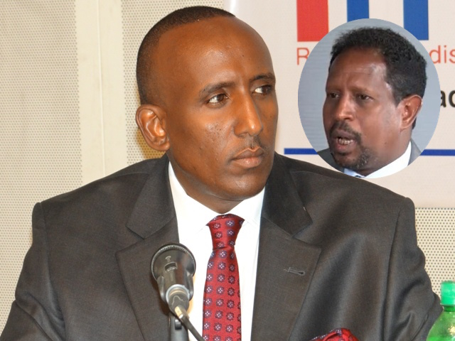 Somalia:beggar Minister and Con Artist MP
