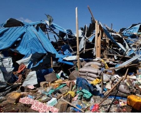 Ten people killed in suicide explosion in Somali capital