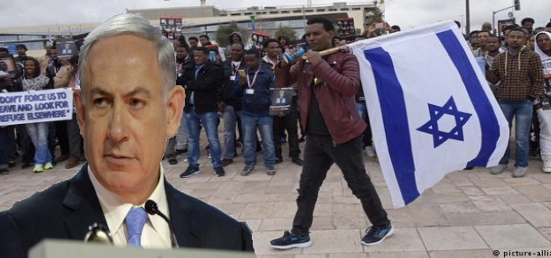 Netanyahu: Israel Will Keep Deporting 'Infiltrators', Eritrea-Ethiopia Peace Treaty Will Help Accelerate Expulsion
