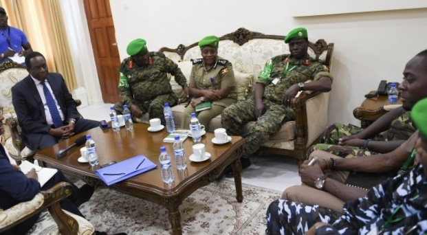 AU Keen On Resolving Logistical Challenges Facing Its Mission In Somalia