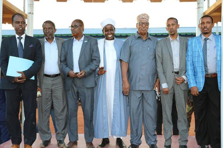 Somalia leaders urged to stop regional affairs interference
