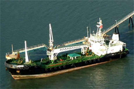 First Hijacking of a Merchant Vessel by Somali Pirates in Five Years.