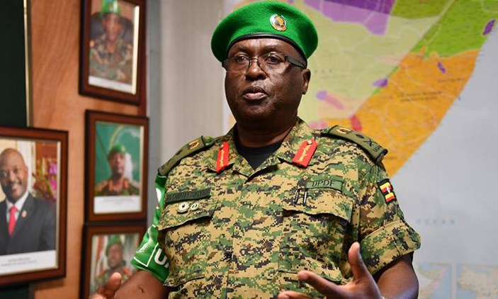 AMISOM says working closely with Somali forces to degrade al-Shabab