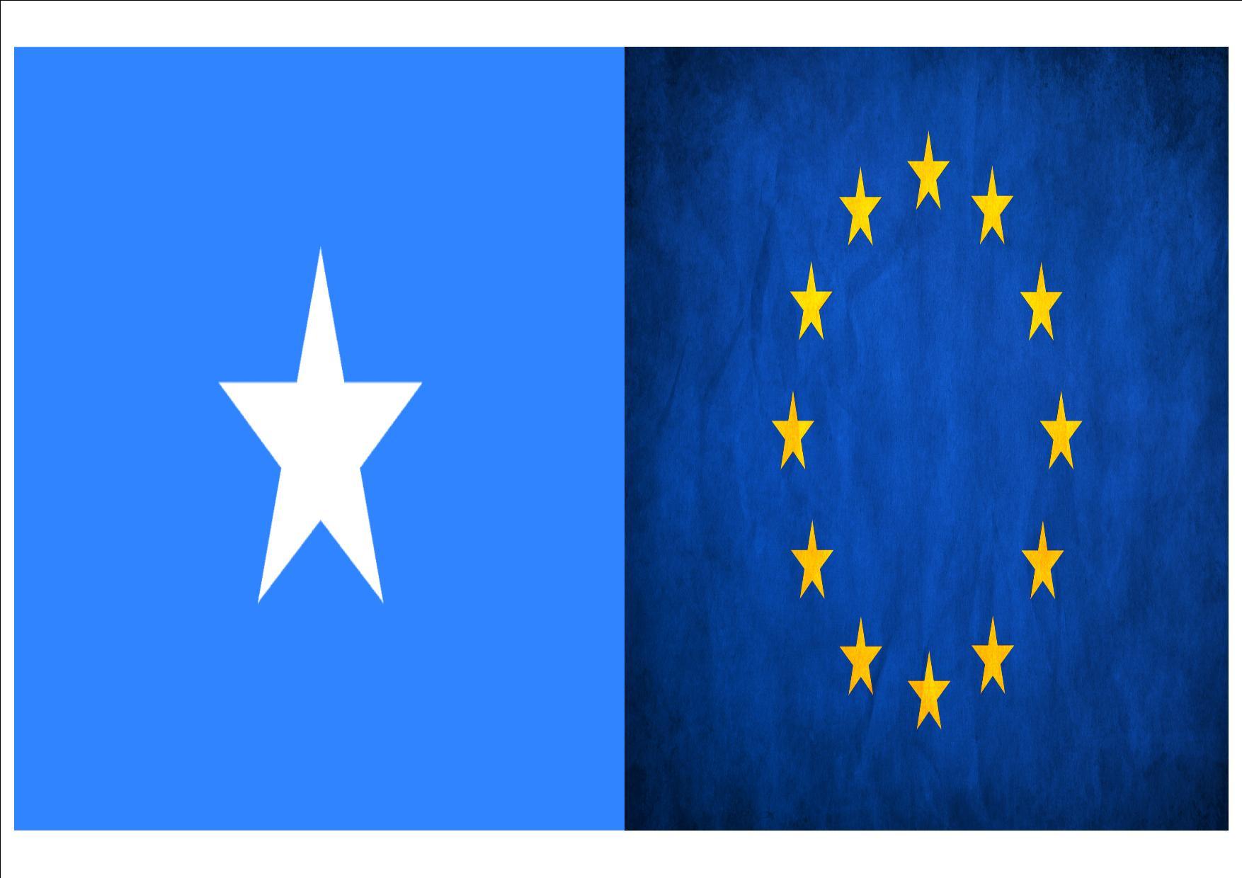 Somalia and EU sign Somalia's first National Indicative Programme