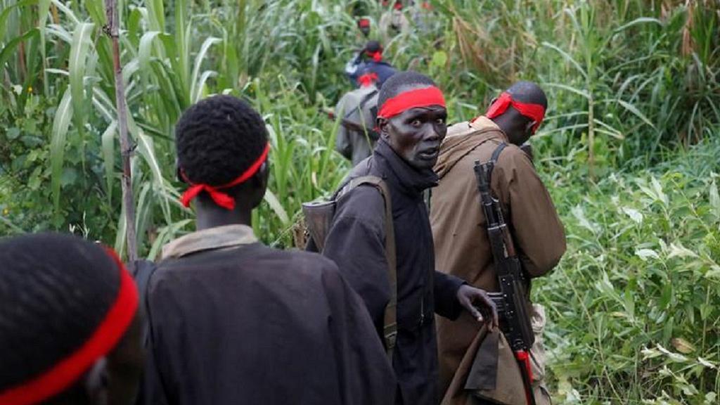 South Sudan rebels reject peace deal reinstating Machar