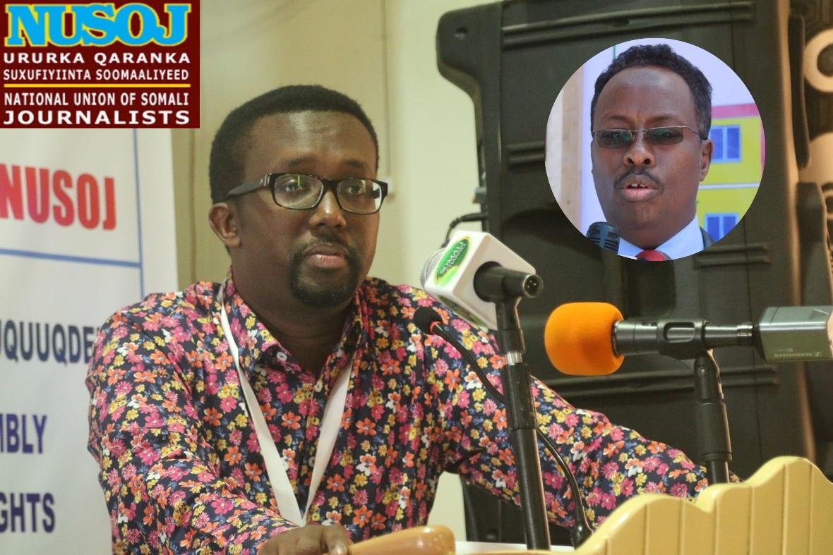 NUSOJ denounces fresh anti-union act by Minister of Information
