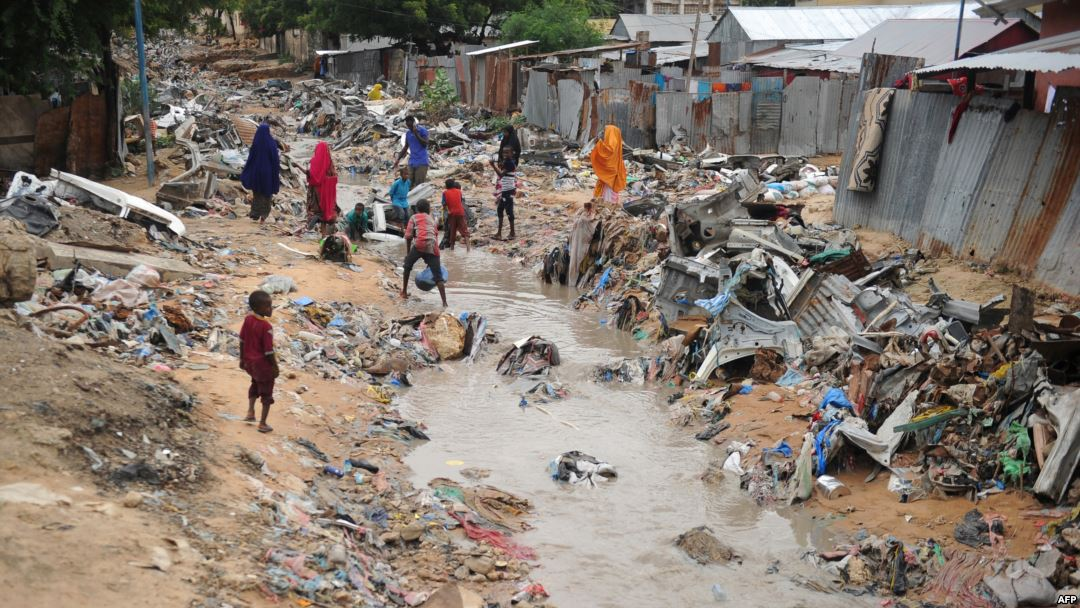 Children at Risk of Death from Heavy Flooding in Somalia