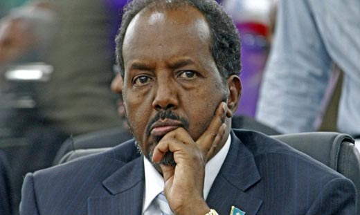 Somalia's President accused of Stealing Overseas Assets