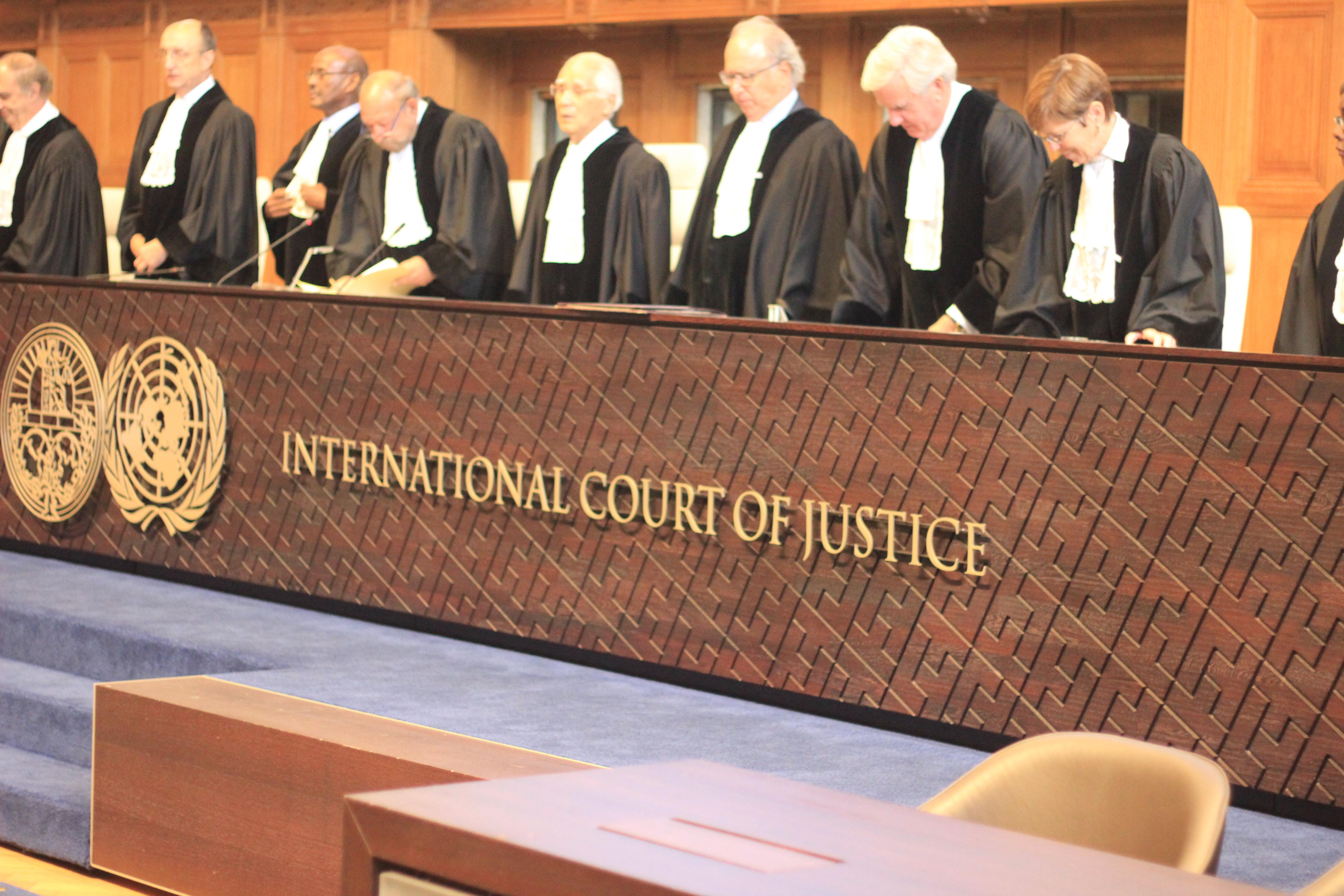 SOMALIA's MARITIME CASE AGAINST KENYA WILL GO AHEAD