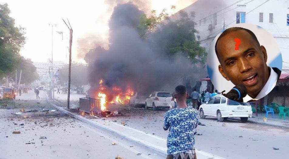 Somalia:Mogadishu has fallen back into the hands of terrorists
