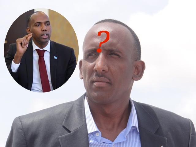 Somali MP Duhulow