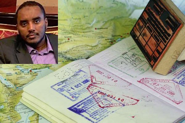 Immigration probes how Somali deputy spy chief got Kenyan passports