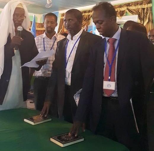 Somalia:The establishment of the Galmudug regional assembly