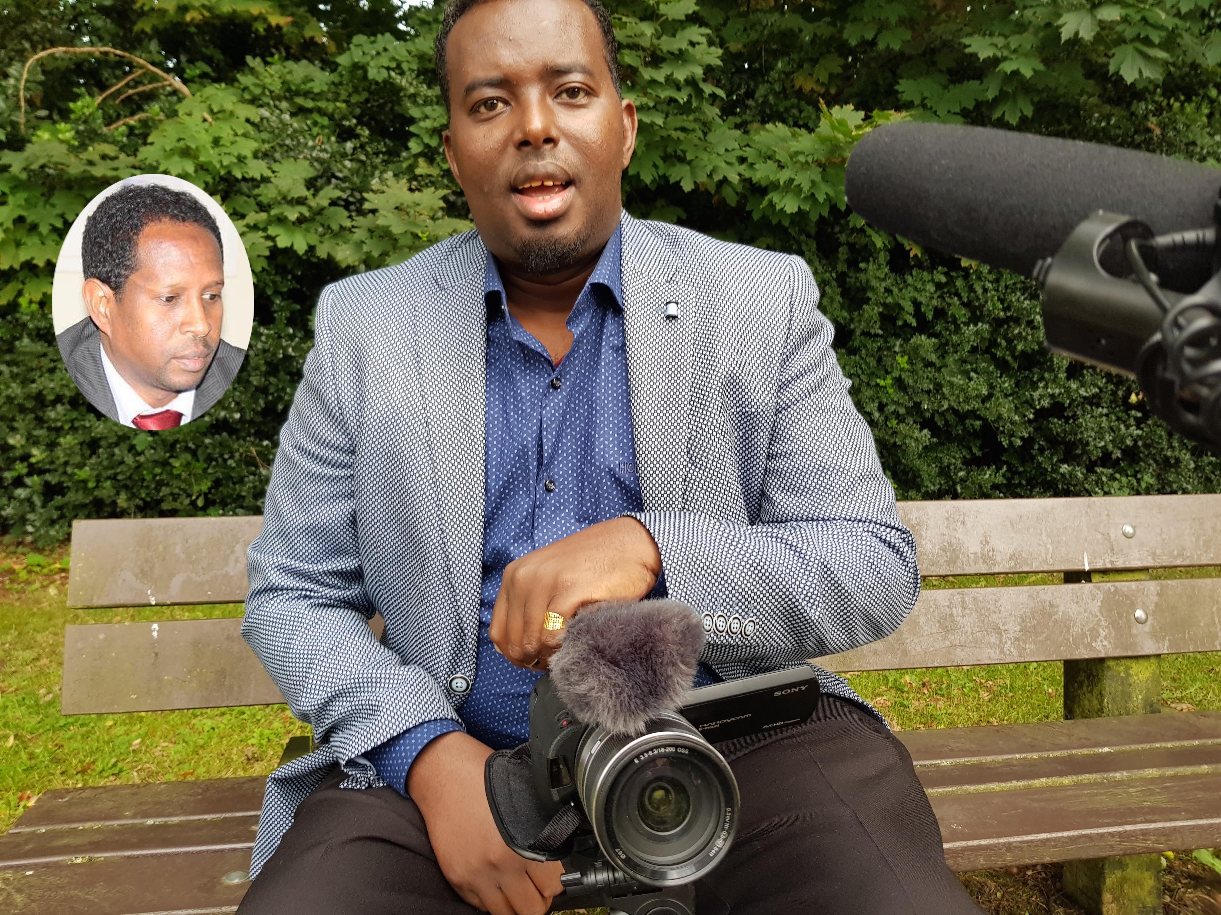 Journalist Alasow