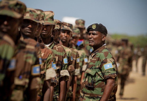 TOP SECRET:ON THE WAY FORWARD ON A SOMALI NATIONAL SECURITY ARCHITECTURE