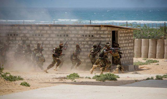 Somalia, US forces arrest 10 militants in Basra operation