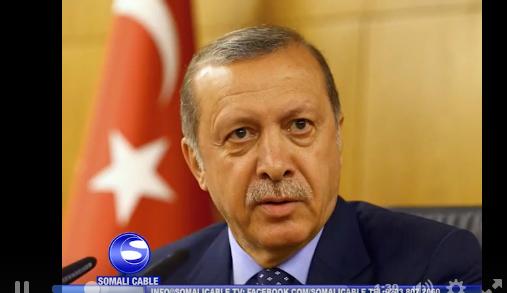 [Daawo:] Madaxweyne Erdogan oo Shaaciyey Sir uu maalmahan qarinayey