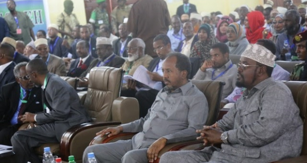 SOMALIA:THE KISMAYO DECLARATION OF THE NATIONAL CONSULTATIVE FORUM