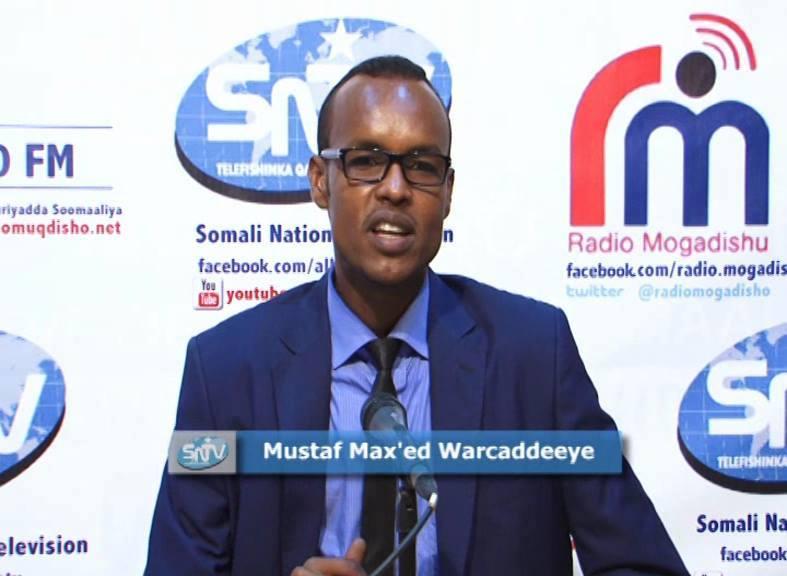 Somalia's minister of Information arrests Editor of Radio Mogadishu