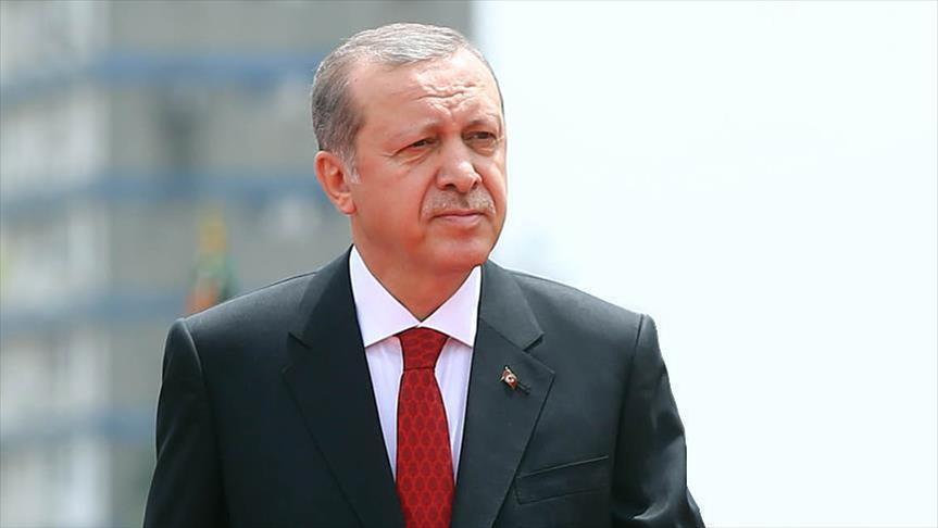 Turkish President congratulates new Somali president