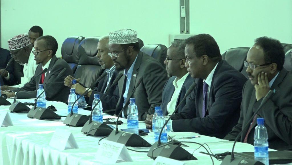 [Topnews:-] Dowladda Somalia oo ku guuldareeysatay Mashruucii Mareykanka ee Malaayiinta dollar kadib markii Puntland diiday ?